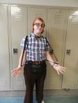 Sophomore Dakota Arnold