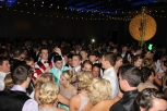 Students continue dancing at prom. Photo by Alaina King.