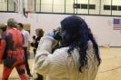 Senior Erin Bertram takes photos for FCDM Exec. Photo by Delaney Smith.