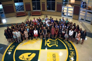 Including the new inductees, the FC National Honor Society chapter has 95 members. Along with having at least a 3.8 GPA, members must demonstrate exceptional ability in service, scholarship, leadership, and character.